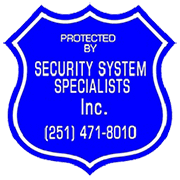 Security Systems Specialist Logo